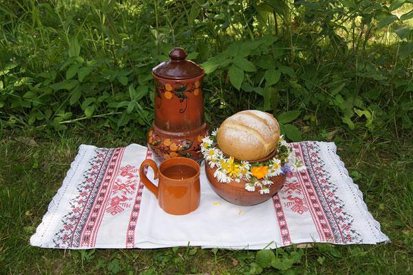 Славянский рушник