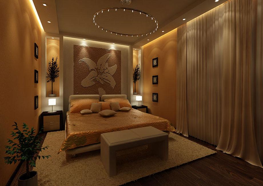 Ремонт спального помещения